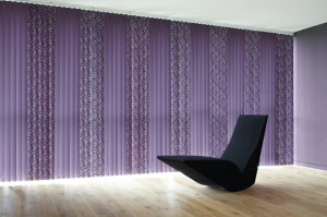 AX Tech Verical Motorised Blinds